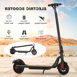 MEGAWHEELS S10, FOLDING ADULT ELECTRIC SCOOTER, UP TO 16MPH,