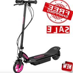 SCOOTER ELECTRIC RAZOR 2 WHEELS Kids Teens Glider Rechargeab