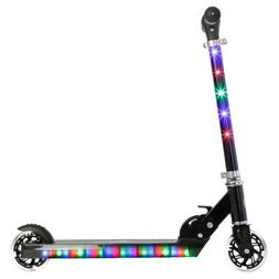 Scooter Jetson Jupiter Easy Folding Kick with LED Lights - B