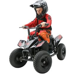 Scooters ATV Quad Ride-On Off-Road Electric Powered Kid Toy
