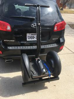 Segway Hauler, Segway Carrier, Hitch Mounted Carrier for i2