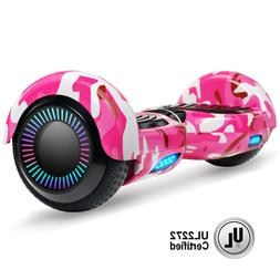 "Self Balancing Electric Scooter Hoverboard for Kids 6.5"" UL2"