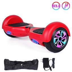 EPCTEK Self Balancing Hoverboards with LED Light and Carryin