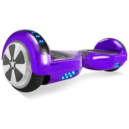 Self Balancing Scooter Hoverboard UL2272 w/ Bluetooth Speake