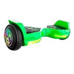 Swagtron Kids Hoverboard Twist T580 Self Balancing w/Light-u