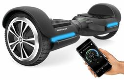 Swagtron Hoverboard T580 Scooter 6In Wheel w Bluetooth Speak