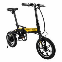 Swagcycle EB5 Plus Folding Electric Bike w/ Removable Batter