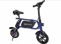 Swagtron SwagCycle Envy Folding E-Bike