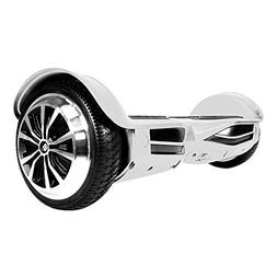 Swagtron T380 Hoverboard - Bluetooth Speaker & Lights, Perso