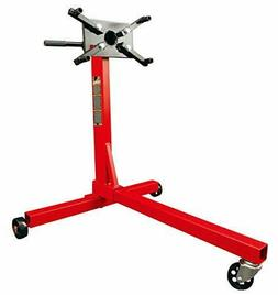Torin Big Red Steel Rotating Engine Stand: 750 lb Capacity ,