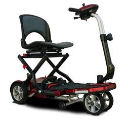 EV Rider Transport Plus Folding Power Mobility Electric Trav