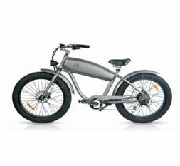 Tribo 500w/36v Fat Snow Tire Old Harley Electric Bicycle Ebi