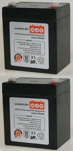 12V 5AH Battery for Razor E100 E125 E150 E175 Electric Scoo