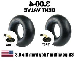 """Two 3.00-4 / 260x85 / 10"""" x 3"""" Inner Tube Gas Electric Scoot"""