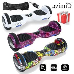 "CIMIVA UL Certified Hoverboard 6.5"" Bluetooth Self Balaning"