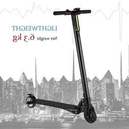 Ultra Light Carbon Fiber Portable Foldable Electric Scooter