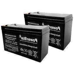 2 X 12V 9Ah Sealed Lead Acid Battery for Razor Electric Scoo