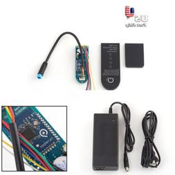 USA Circuit Board Dashboard + US Charger For Xiaomi MIJIA M3