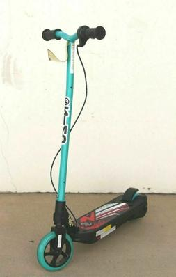 volt xt kids electric scooter chain drive