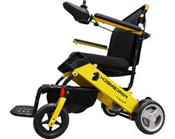 Forcemech Voyager - Ultra Portable Folding Power Wheelchair