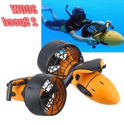 Waterproof 300W <font><b>Electric</b></font> Underwater <fon
