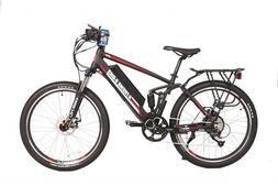 X-Treme Scooters - Rubicon Electric Mountain Bicycle 500W 48