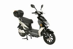 Cabo Cruiser Elite 48 Volt Electric Bicycle Scooter, LONG RA