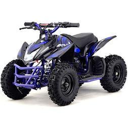 Go-Bowen XW-EA23-G Titan Kids ATV, Green