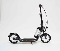 "Zümaround miniZüm Electric Hybrid Push Scooter 12"" Tires E"
